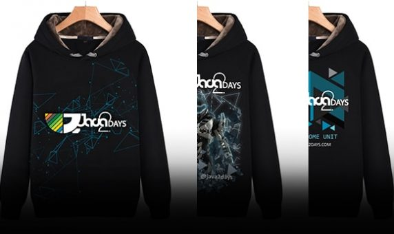 Become an Official Sponsor of Java2Days SuperDev Hoodies 2019